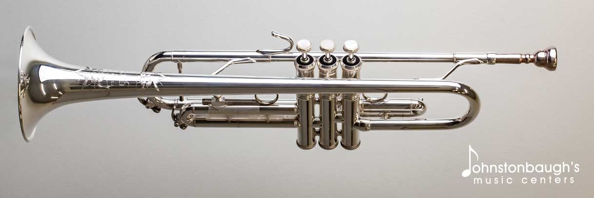 Full Image of Bach TR200s Trumpet from Johnstonbaugh's Music Centers in Western PA