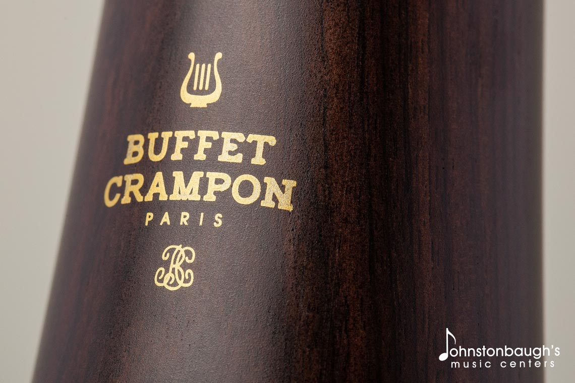 Detailed Feature Image of Buffet E12F Clarinet from Johnstonbaugh's Music Centers in Western PA