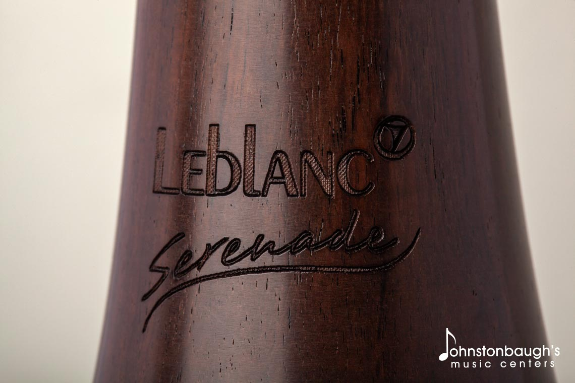 Detailed Feature Image of Leblanc Serenade Clarinet from Johnstonbaugh's Music Centers in Western PA