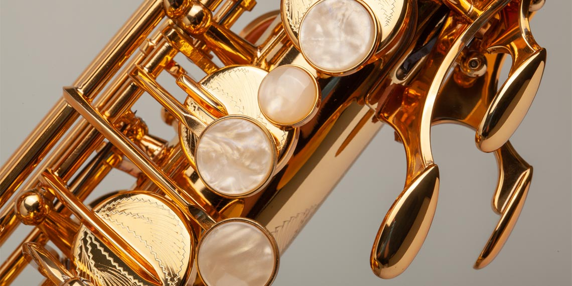 Detailed Feature Image of Buffet Professional Alto Saxophone from Johnstonbaugh's Music Centers in Western PA