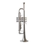 Bach TR200S Silver Trumpet [PERFORMANCE LEVEL]