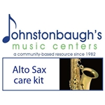 Custom Alto Saxophone Care Kit