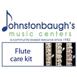 Custom Flute - Silver Care Kit
