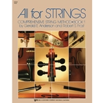 All For Strings Book 1 - Bass