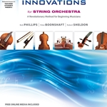 Sound Innovations for String Orchestra, Book 1 [Cello]