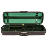 Bobelock B1017VS-1-BKR 4/4 Oblong Professional Violin Case