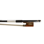 Gatchell VCBX-70BH Braided Carbon Fiber 4/4 VN Bow Horned Frog BL