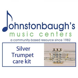 Custom Silver Trumpet Care Kit