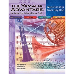 Yamaha Advantage Book 1 - Alto Sax