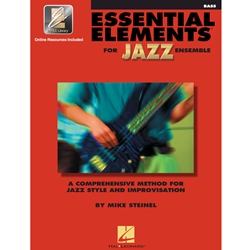 Essential Elements for Jazz Ensemble - Bass
